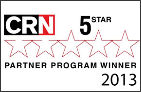 3CX has just been awarded with CRN's top prize - a 5 star Partner Program