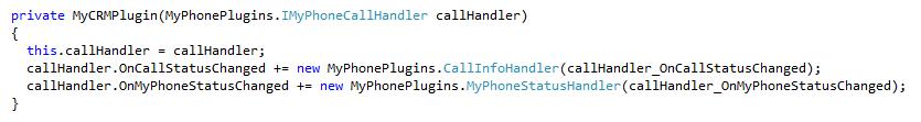 MyCRMPluginConstructor