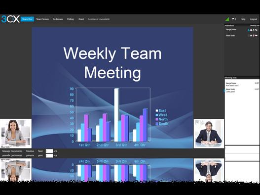 webRTC-webmeeting
