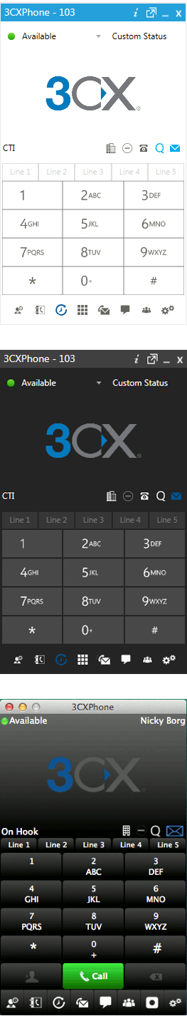 3CX Clients -Service-Pack-4