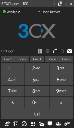3CXPhone