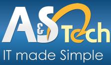 a&s tech logo