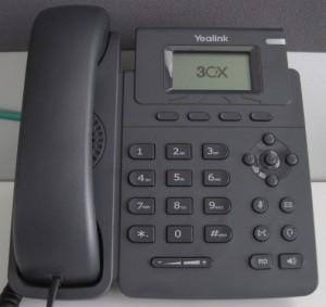 voicemail yealink T19
