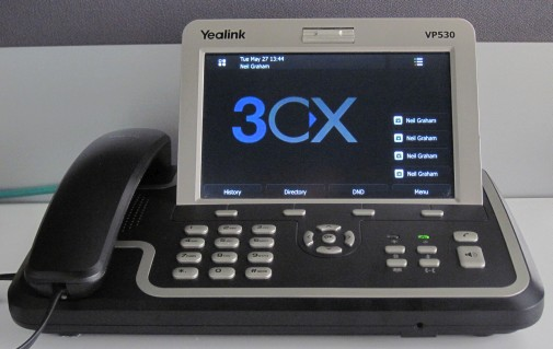 conference yealink VP530