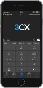 Download the new iOS and Mac clients for 3CX Phone System v14.