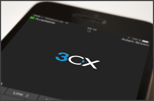 Get your hands on the new iOS client for 3CX Phone System v14