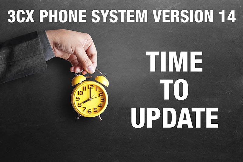 Download your cloud ready PBX with 3CX Phone System v14.