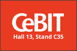 3CX is at CEBIT 2016. Hall 13, stand C35