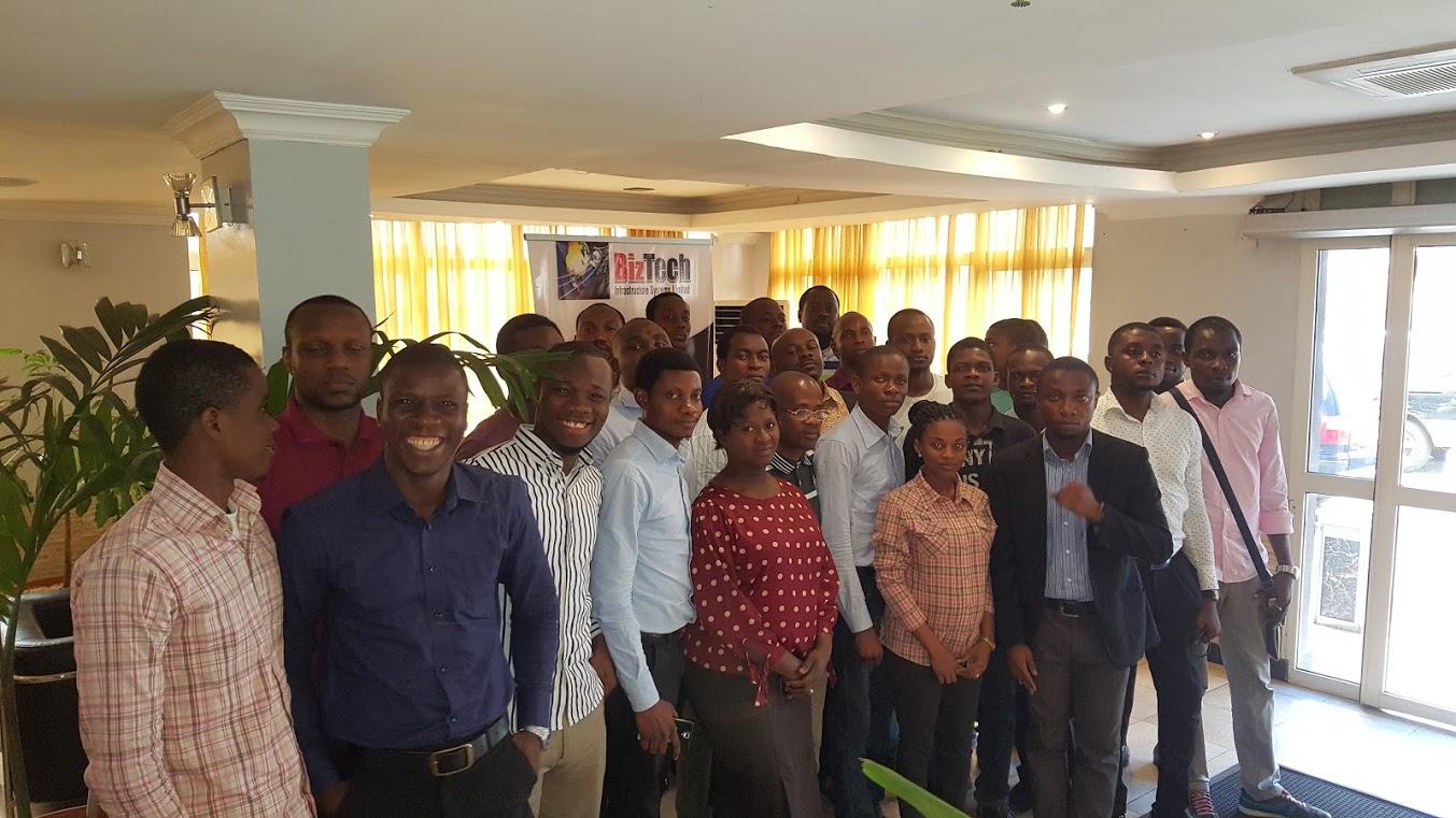 nigeria 3cx training