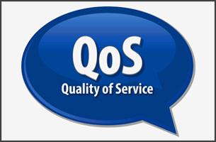 QoS on Windows