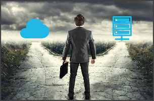 choosing cloud or on-premise pbx