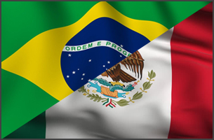 brazil mexico training