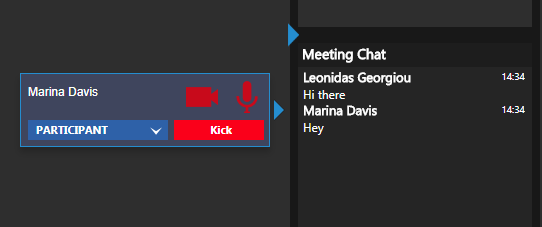 Chat Management