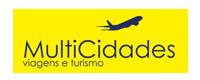 Logo MultiCidades Viagens e Turismo
