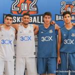 2on2 basketball