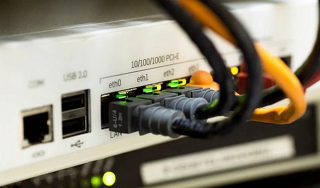 Ensure efficient networking for your PBX appliance.