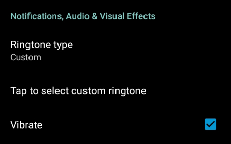 android tips and tricks custom ringtone
