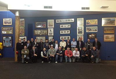 3CX Partners at the recent Partner Training Event in Australia