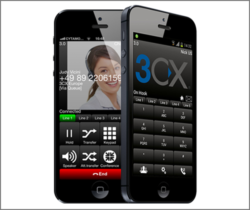 3CXPhone for 3CX Phone System iOS