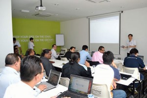 Netregy Held 3CX Partner Training in Malaysia