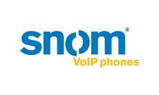 3CX now support the SNOM desktop series of SIP phones