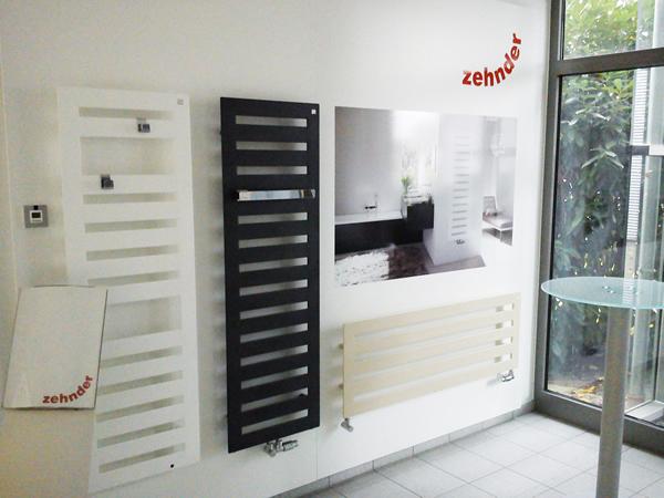 Zehnder Showroom